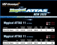 UST Mamiya Magical Attas Golf Shaft