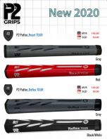 P2 Putter Grip Reax Tour