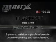 Project X Blackout 4 - PW Shafts 7 pieces