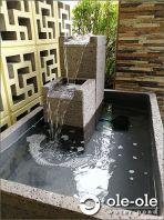 P33S.Water Ponds Malaysia.Garden.Kolam Ikan.Hiasan.Johor.Fengshui.Home Deco.landscape.��ˮ��.��.���