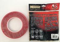 Nissho Double Sided Acrylic Foam Tape 10mm x 8M
