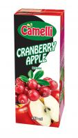 Cranebeery Apple