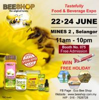 BeeShop at Tastefully Event in Penang