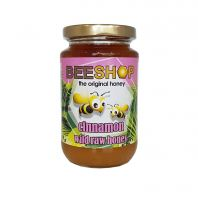 Cinnamon Crystallized Honey 491g