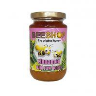 Cinnamon Crystallized Honey 491g