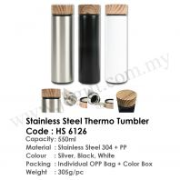 Stainless Steel Thermo Tumbler HS 6126