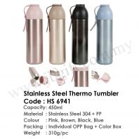 Stainless Steel Thermo Tumbler HS 6941