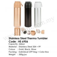 Stainless Steel Thermo Tumbler HS 6956