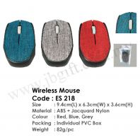 Wireless Mouse ES 218