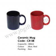 Ceramic Mug CR 08