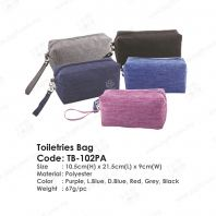 Toiletries Bag TB-102PA