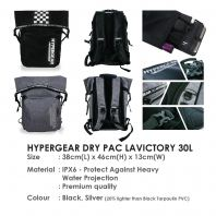 HYPERGEAR DRY PAC LAVICTORY 30L