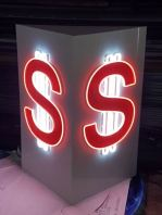 Money Changer Dollar Sign LED Neon Light (with Bling effect)
