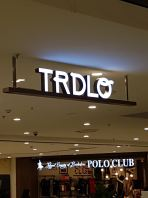 TRDLO 3D box up front lit