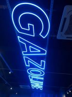 LED neon light signage