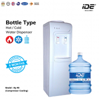 Ecotech BY-90 Bottle Type Water Dispenser(Hot&Cool)
