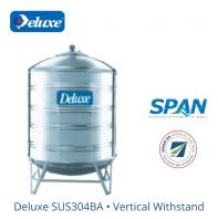 Stainless Steel Vertical Water Tank