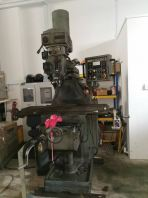 Used Taiwan Milling 5HP (Inverter Drive)