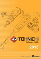 TOHNICHI - Torque Screwdriver/ Torque Wrench for Assembly and Quality Inspection/ Power Torque Tool