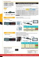 13.02.05 Tonichi Torque Wrench for Assembly - CEM3-G-BTS/CEM3-G-BTD