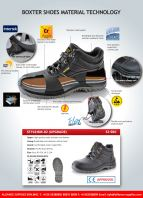 15.10.3 BOXTER Safety Shoes / Industrial Safety Footwear