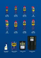 WD-40 Multi-Use Spray Full Range Of Products