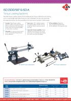ISO 1500 / 90�� & ISO-A