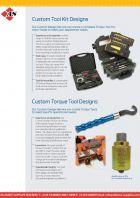 Custom Tool Kit Designs / CUstom Torque Tool Designs