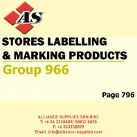 Stores Labelling & Marking Products