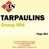 Tarpaulins (Group 984)