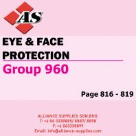 Eye & Face Protection (Group 960)