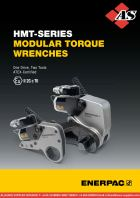 ENERPAC HMT-SERIES MODULAR TORQUE WRENCHES (One Drive, Two Tools, ATEX-Certified)