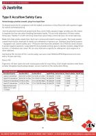 Safety Cans & Containers