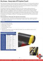 Dry Areas - Heavy duty 479 Cushion Trax®