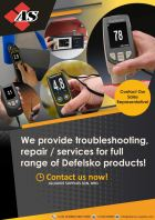 We provide troubleshooting, repair & services for full range of Defelsko products!