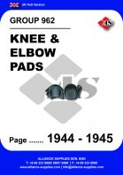 962 - Knee & Elbow Pads