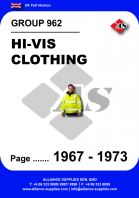 962 - Hi-Vis Clothing