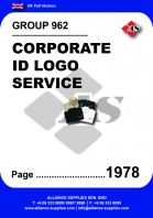962 - Corporate ID Logo Service