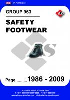 963 - Safety Footwear