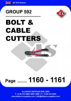592 - Bolt & Cable Cutters