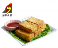脆皮海鲜豆腐