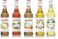 monin syrup (puree)