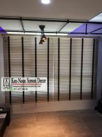 TB 02 Custom Make and Installation Timber Blinds