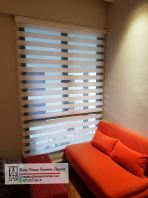 ZB 02 Custom Make and  Installation Zebra Blinds