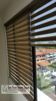 ZB 08 zebra blinds Installation in Office