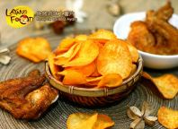 Tapioca Chips (BBQ) 烧烤鸡味木薯片