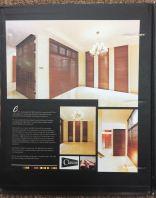 JB/Singapore: Timber Venetien Blinds