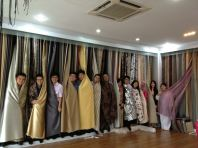 Hotel Curtain Of Jb /Singapura