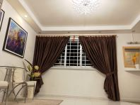 Curtain Without Sheer- Simple Elegant