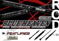 BLUE HEAVEN G2 - Saltwater Jigging Fishing Rod